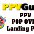 PPV Pop Over – Awesome Landing Page